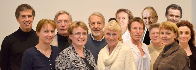 K G Jebsen center leader group photo
