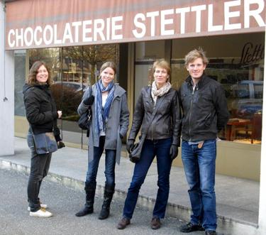På Chocolaterie