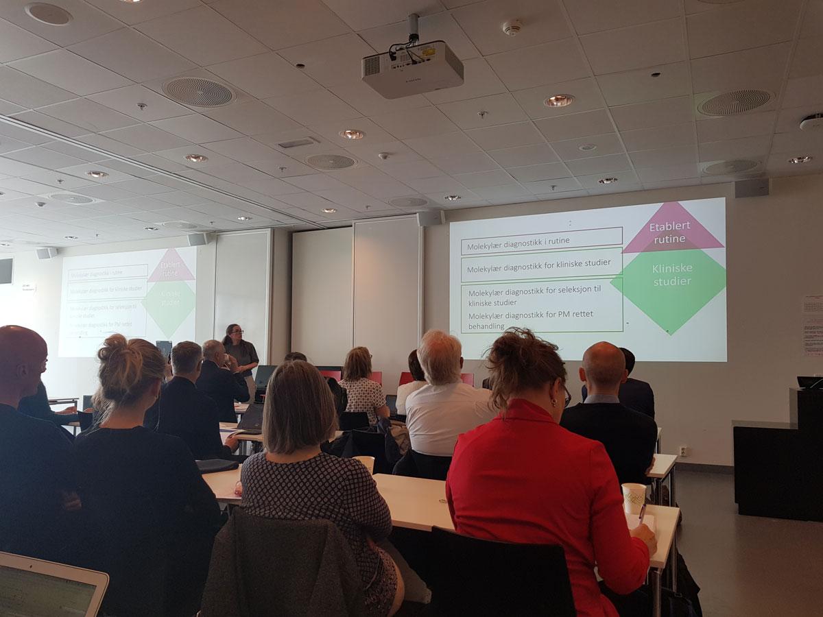 Oslo University Hospital Research