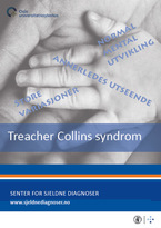Forside diagnosefolder Treacher Collins syndrom