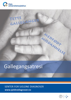 Forside diagnosefolder gallegangsatresi