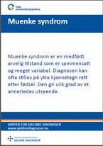 Forside diagnosefolder Muenke syndrom