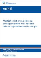 Diagnosefolder Aniridi