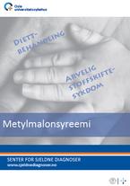 Forside diagnosefolder metylmalonsyreemi