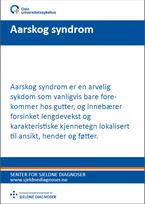 Diagnosefolder for Aarskog syndrom