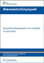 Diagnosefolder bl�reekstrofi/epispadi