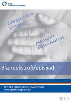 Diagnosefolder blæreekstrofi/epispadi