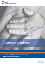 Forside diagnosefolder Aagenæs syndrom