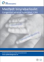 Forside diagnosefolder - medfødt binyrebarksvikt (CAH)