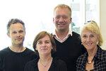 Lingjærde, Russnes, Vollan and Børresen-Dale