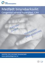 Forside diagnosefolder - medf�dt binyrebarksvikt (CAH)