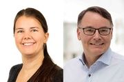Anna Mari Lone (1st author) & Kjetil Taskén (senior author), both Dept. of Cancer Immunology, Institute for Cancer Research, OUH