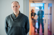 Professor Harald Stenmark. Foto: Øystein Horgmo, UiO