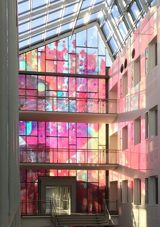 Oslo University Hospital - Rikshospitalet                     Foto:Merete Høyem